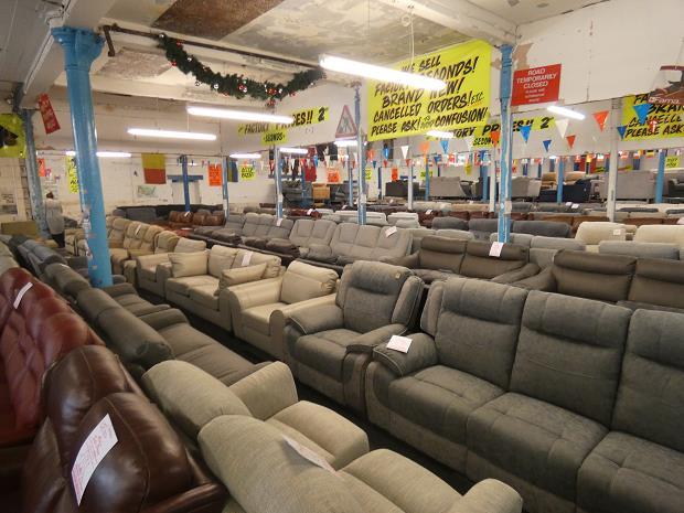 Sofa Warehouse
