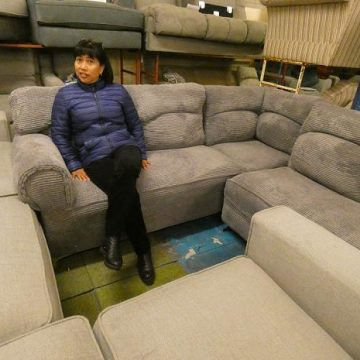 Buyers beware – purchasing sofas from the Internet without actually sitting on them to feel the comfort and quality