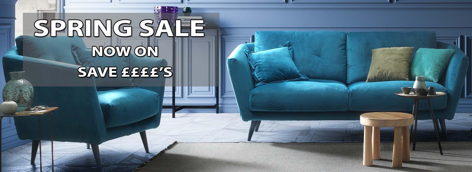 spring sofa sale
