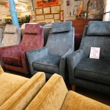 Stockist of Popular Types of Chairs