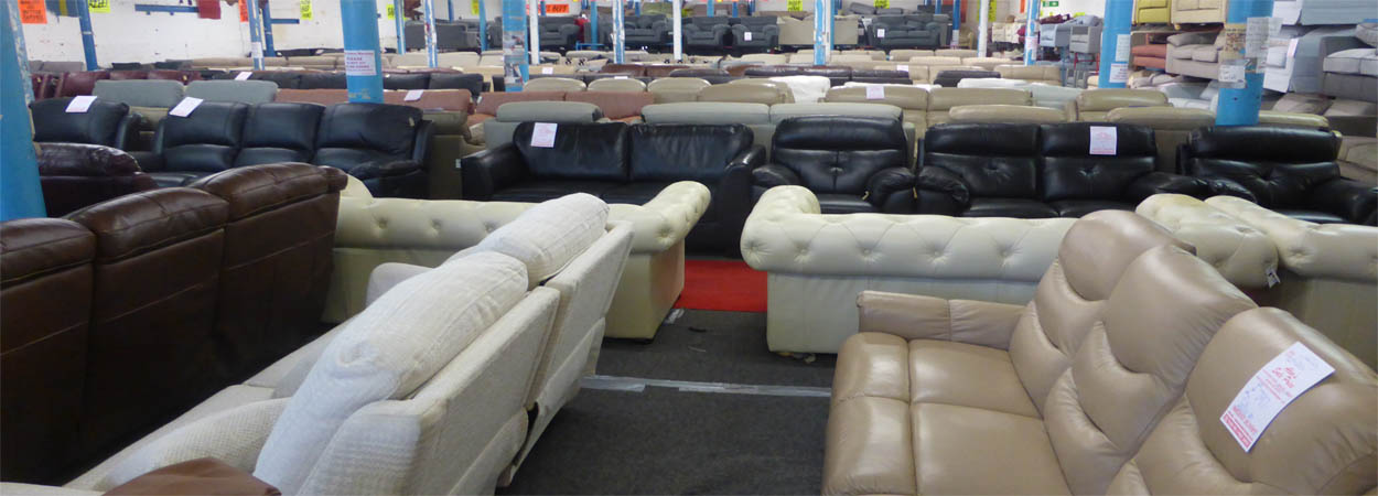 spring sale on leather sofas